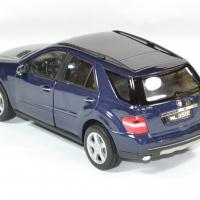 Mercedes benz ml 350 bleu welly 1 24 autominiature01 3