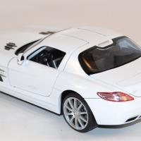 Mercedes benz sls amg 1 24 welly autominiature01 com wel24025wwe 3