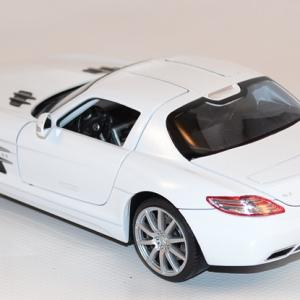 Mercedes benz sls amg 1 24 welly autominiature01 com wel24025wwe 3