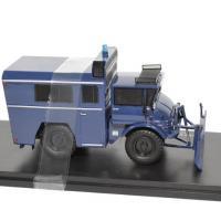 Mercedes benz unimog 406 maintien ordre bleu perfex 729 autominiature01 3