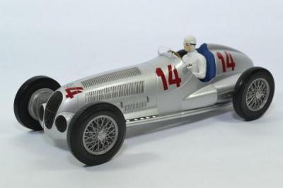 Mercedes-Benz W125 #14 Manfred / Brauchitsch 2nd F1 GP Deutchland 1937 Daimler/Benz