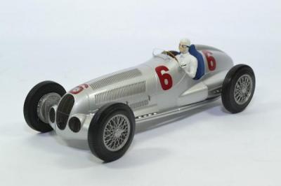 Mercedes-Benz W125 1937 #6 Rudolf Carraciola EifelRannen