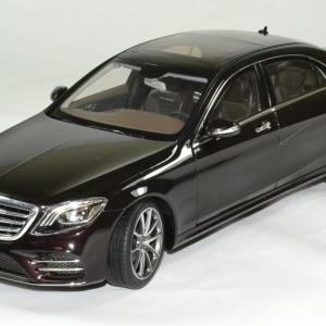 Mercedes classe s amg 2018 ruby 1 18 norevautominiature01 1