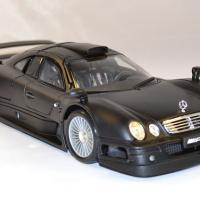 Mercedes clk gtr noire maisto 1 18 autominiature01 com 4