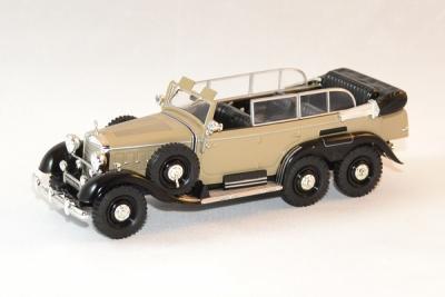 Mercedes G4 1938 beige 6 wheels