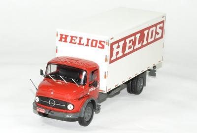 mercedes L1113 Helios de 1969 blanc