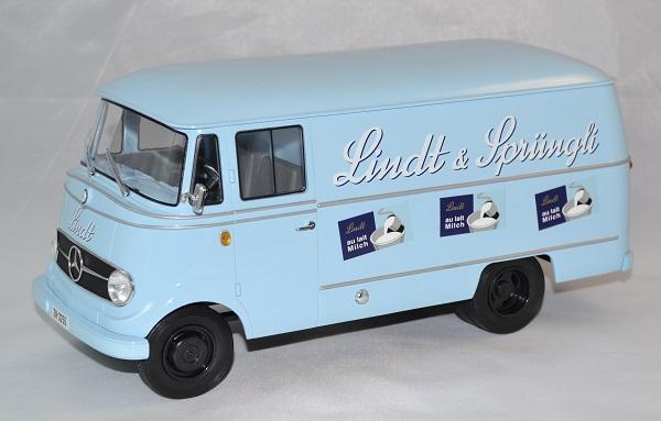 Mercedes l319 lindt 1957 norev 1 18 autominiature01 1