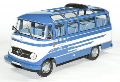 Mercedes O319 bus Beige et blanc 1960