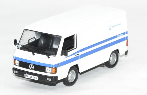 Mercedes service 1 43 whitebox autominiature01 1