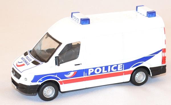 Mercedes sprinter police au 1 50 burago 32006pl miniature auto autominiature01 com 1
