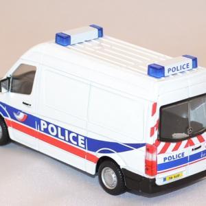 Mercedes sprinter police au 1 50 burago 32006pl miniature auto autominiature01 com 2