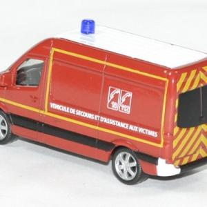 Mercedes sprinter pompier 1 64 norev autominiature01 2