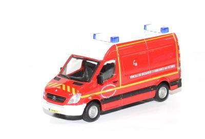 Mercedes-Benz Sprinter Pompier VSAV