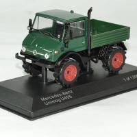 Mercedes unimog 406 1 43 vert whitebox autominiature01 1