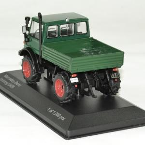 Mercedes unimog 406 1 43 vert whitebox autominiature01 2
