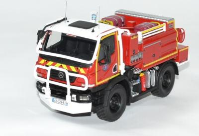 Mercedes-benz unimog U20 Massias pompiers SDIS 31
