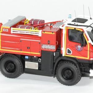 Mercedes unimog pompier ccf 1 43 alerte autominiature01 3