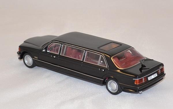 Mercedes w126 limousine 1 43 1990 autominiature01 com 2