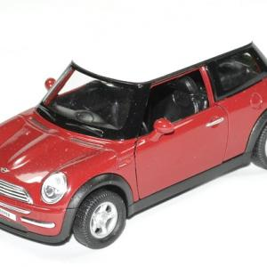 Mini cooper 1 32 rouge welly autominiature01 1