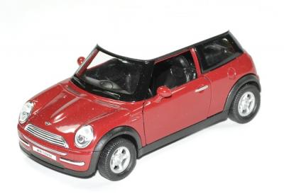 Mini Cooper Rouge