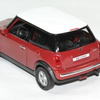 Mini cooper 1 32 rouge welly autominiature01 2