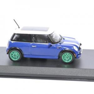 Mini cooper s italian job film greenlight 1 43 autominiature01 86546grw 3