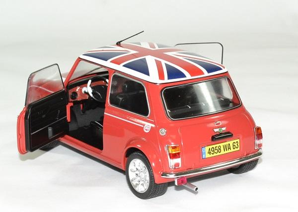 Mini cooper union jack 1997 solido 1 18 autominiature01 4
