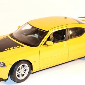 Miniature auto dodge charger daytona de marque welly 1 18 autominiature01 com 1