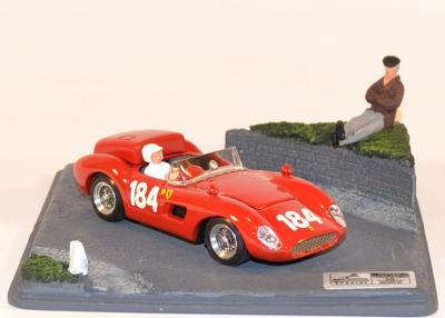 Ferrari 500TRC Targa Florio #184 Art model 1-43