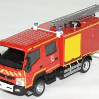 Mitsubishi fuso canter gallin pompier alerte 1 43 autominiature01 1