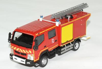 Mitsubishi Fuso Canter Gallin CCRL Sapeurs Pompiers