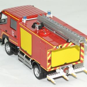 Mitsubishi fuso canter gallin pompier alerte 1 43 autominiature01 2