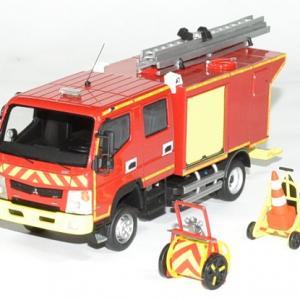 Mitsubishi Fuso Canter Gallin CCRL Pompier Sdis 83