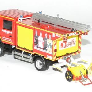 Mitsubishi fuso canter pompier gallin tdf 1 43 alerte autominiature01 2