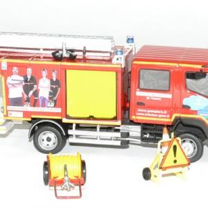 Mitsubishi fuso canter pompier gallin tdf 1 43 alerte autominiature01 3