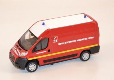 Peugeot Boxer  Sapeurs Pompiers VSAV