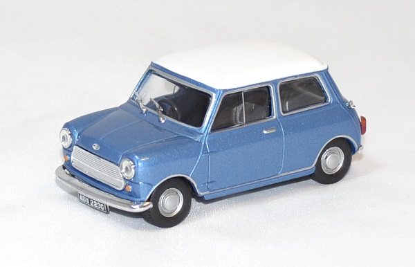 Morris mini cooper s 1967 solido 1 43 autominiature01 com 1
