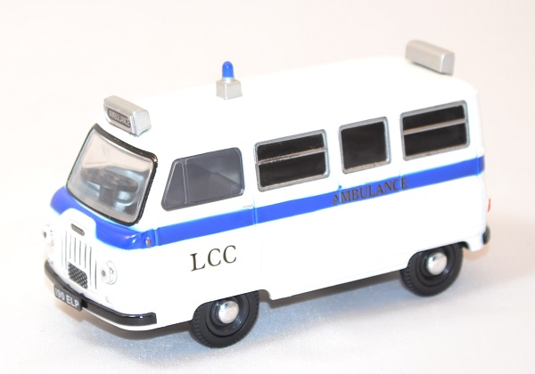 Morris minibus j2 miniature ambulance1 43 autominiature01 com 1