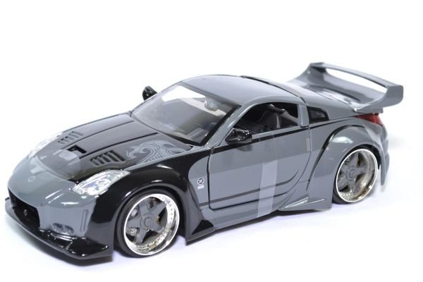 Nissan 350z 2003 fast and furious jada toys 1 24 97172 autominiature01 1