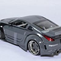 Nissan 350z 2003 fast and furious jada toys 1 24 97172 autominiature01 2