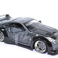 Nissan 350z 2003 fast and furious jada toys 1 24 97172 autominiature01 3