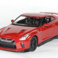 Nissan gtr 2017 bburago 1 24 autominiature01 1