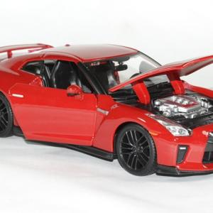 Nissan gtr 2017 bburago 1 24 autominiature01 2