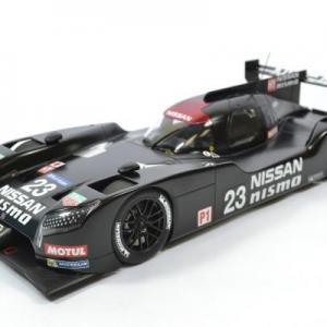 Nissan GT-R LM Nismo Test car 2015 Le Mans