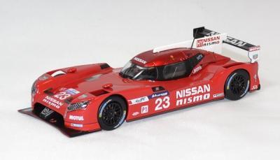 Nissan gt-r nismo #23 Le Mans 2015