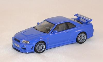 Nissan Skyline gt-r 2002 fast and furious 4