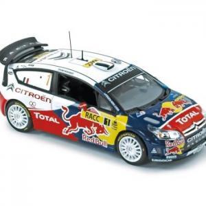Citroen C4 WRC rally de catalogne 2009
