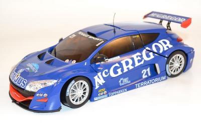 Renault Megane Trophy World series Mc Gregor Norev 1-18