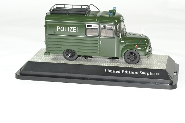 Opel blitz 1 75t polizei 1 43 premium autominiature01 3