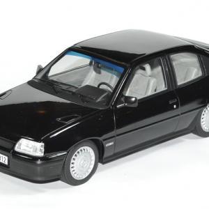 Opel Kadett gsi noire 1987